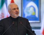 Ngoại trưởng Iran: ông Trump tự 'đóng cánh cửa đối thoại' với Tehran
