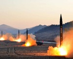 Một số tên lửa Triều Tiên thoát được hệ thống theo dõi của Nhật