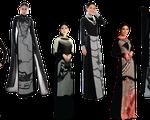 5 hoa hậu và 7 người đẹp giới thiệu bộ sưu tập 'Nàng