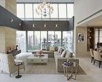 Những căn penthouse xa hoa của giới nhà giàu Singapore