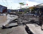 Nhiều xóm làng miền Tây tan tác vì sạt lở