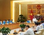 Thủ tướng nhắc chăm lo sức khỏe, nhà ở cho công nhân