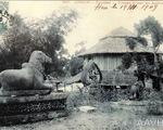 Cổ viện Chàm - Những chuyện chưa biết - Kỳ 1: Vườn