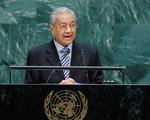 Thủ tướng Malaysia Mohamad Mahathir nộp đơn từ chức