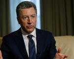 Giới chính trị Ukraine gọi việc đặc phái viên Mỹ từ chức là