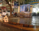 Triều cường kết hợp nước lũ từ thượng nguồn sông Mekong, Cần Thơ ngập nặng