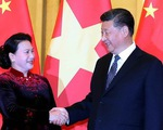 Lãnh đạo Đảng, Nhà nước chúc mừng 70 năm Quốc khánh Trung Quốc