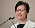 Lãnh đạo Hong Kong Carrie Lam: