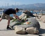 Cháy tàu lặn biển ngoài khơi California, 8 người chết, 26 người mất tích