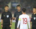 Tuyển Việt Nam gặp lại vị trọng tài quen thuộc ở trận đấu với Thái Lan