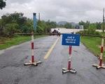 Quảng Bình, Quảng Trị: Nước sông lên nhanh, một người đang mất tích