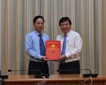 Bổ nhiệm ông Đặng Minh Đạt làm chánh Thanh tra TP.HCM