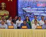 Người dân An Giang đóng góp trên 1.477 tỉ đồng xây dựng nông thôn mới