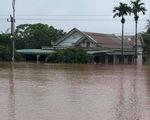 Nước sông Sê Pôn tràn vào khu dân cư, hàng ngàn hộ dân phải sơ tán