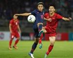 Cùng bỏ lỡ nhiều cơ hội, Việt Nam hòa Thái Lan không bàn thắng