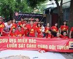 Cựu danh thủ Hồng Sơn sang Thái Lan cổ vũ cho đội tuyển Việt Nam