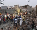 Nổ nhà máy pháo hoa ở Ấn Độ, 22 người thiệt mạng