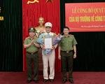 Giám đốc Công an Bắc Giang làm chánh văn phòng Bộ Công an