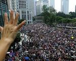 """Báo Trung Quốc nói """"không dung thứ"""" chủ trương ly khai tại Hong Kong"""