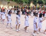 Hàng trăm trường khai giảng