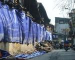 Cháy công ty Rạng Đông: Phụ huynh cho con nghỉ học vì sợ nhiễm độc