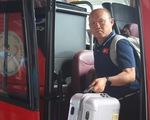 Thầy trò HLV Park Hang Seo sang Thái Lan