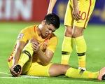 U23 Trung Quốc nhận