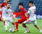 U23 Việt Nam hòa UAE ở trận ra quân Giải U23 châu Á 2020