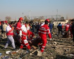 Iran thừa nhận vô ý bắn rơi máy bay Ukraine làm 176 người thiệt mạng