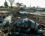 Tổng thống Iran: Bắn nhầm máy bay Ukraine là 'sai lầm không thể tha thứ'