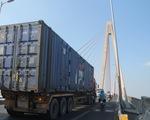 Cấm xe trên 16 tấn qua cầu Rạch Miễu theo giờ từ 17-1