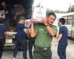 Đoàn thanh niên Công an TP.HCM trao quà tết vùng khó khăn tỉnh Bình Thuận