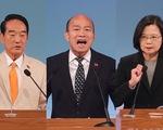 Người Đài Loan xếp hàng dài bầu lãnh đạo