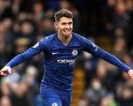 Hàng công bùng nổ, Chelsea thắng đậm Burnley trên sân Stamford Bridge