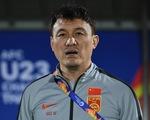 HLV U23 Trung Quốc thừa nhận trình độ thua xa các 'ông lớn' châu Á