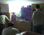 Tạm giữ hàng ngàn hộp thuốc tân dược không hóa đơn chứng từ