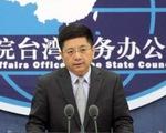 Trung Quốc tiếp tục khẳng định chính sách nhất quán với Đài Loan