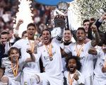 Thắng nghẹt thở ở loạt đấu súng, Real Madrid lần thứ 11 đoạt siêu cúp Tây Ban Nha