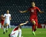 Hòa U23 Jordan 0-0, cửa nào để Việt Nam đi tiếp?