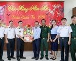 Đoàn đại biểu TP.HCM thăm, chúc tết Bộ tư lệnh Vùng 2 và Lữ đoàn 125 Hải quân