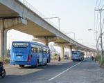 Thêm một tuyến xe buýt đông khách tại TP.HCM tạm ngưng hoạt động