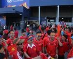 AFC cảnh cáo CĐV Việt Nam về việc bán áo, mũ trước sân vận động