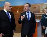Ông Putin dọn vị trí mới, đón ông Medvedev về đảm nhiệm