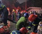 Vụ cháy tòa nhà dầu khí ở Thanh Hóa: 2 người chết, 13 người nằm viện