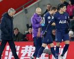 Tottenham gục ngã trên sân Southampton ngày đầu năm