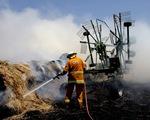 Cháy rừng quá lớn gần mùa du lịch, Úc lo du khách hủy tour