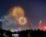 7 điểm bắn pháo hoa mừng Tết Nguyên đán Canh Tý 2020 tại TP.HCM