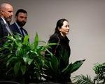 Bắt đầu phiên tòa xét xử dẫn độ bà Mạnh Vãn Chu