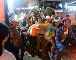 Chợ hoa tươi lớn nhất Sài Gòn thoát cảnh