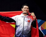 Thạch Kim Tuấn giành 3 HCV Cup cử tạ thế giới 2020